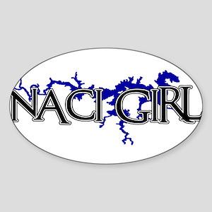NACI GIRL [3] Sticker